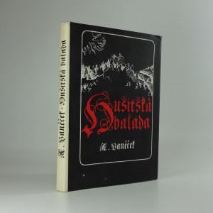náhled knihy - Husitská balada