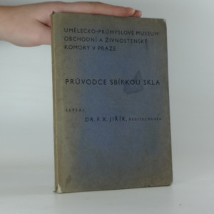 náhled knihy - Průvodve sbírkou skla
