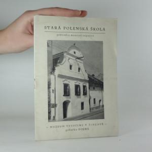 náhled knihy - Stará polenská škola