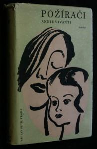 náhled knihy - Požírači : román