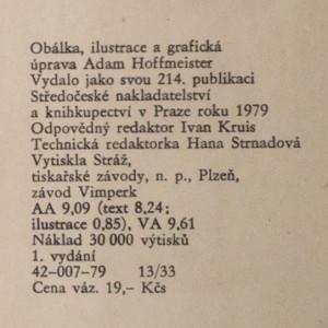 antikvární kniha Návrat ztraceného otce, 1979