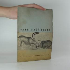 náhled knihy - Nejstarší umění