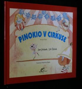 náhled knihy - Pinokio v cirkuse : muzikál