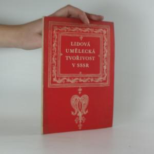 náhled knihy - Lidová umělecká tvořivost v SSSR