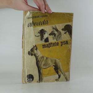 náhled knihy - Abeceda majitele psa