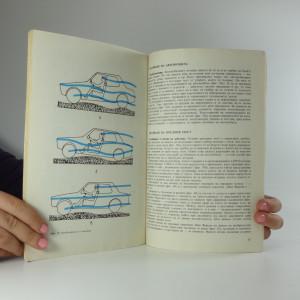 antikvární kniha Устроиство на аутомобила (Ustroistvo na automobila), 1984
