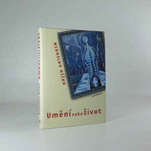 náhled knihy - Umění nebo život - rozhovory a vyznání