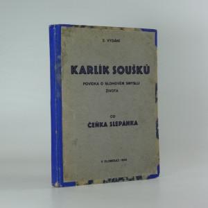 náhled knihy - Karlík Soušků