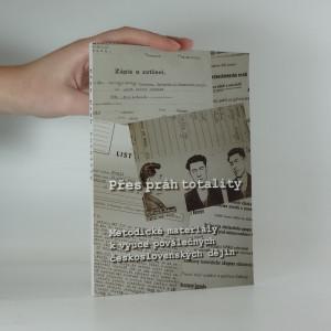 náhled knihy - Přes práh totality