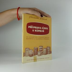náhled knihy - Příprava jídel a nápojů ze sušených a zahuštěných mléčných a vaječných výrobků