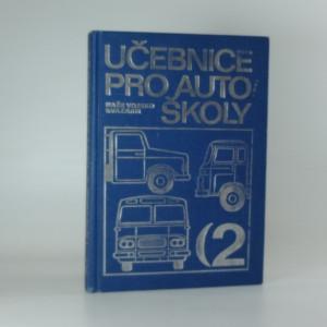 náhled knihy - Učebnice autoškoly II. díl