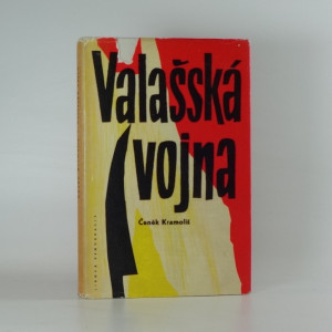 náhled knihy - Valašská vojna