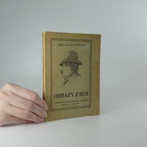 náhled knihy - Obrazy z Rus