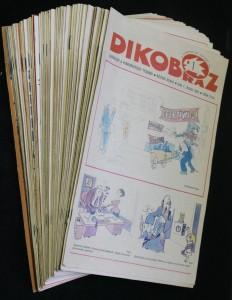 náhled knihy - Dikobraz, ročník XXXVII (chybí číslo 48)