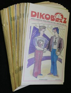 náhled knihy - Dikobraz, ročník XXXVI (chybí číslo 33)