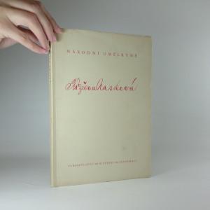 náhled knihy - Národní umělkyně Růžena Nasková
