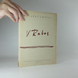 náhled knihy - Národní umělec Václav Rabas