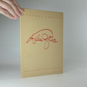 náhled knihy - Národní umělec Vilém Zítek