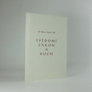 náhled knihy - Svědomí, zákon a duch
