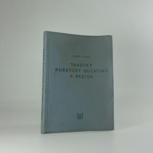 náhled knihy - Tabuľky kubatury guľatiny a reziva