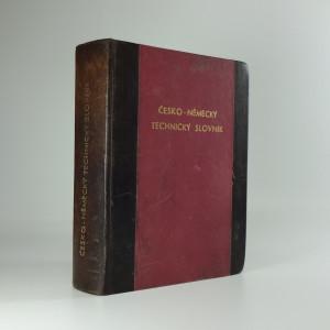 náhled knihy - Česko - německý technický slovník
