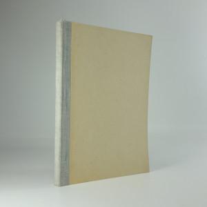 náhled knihy - Česko-anglický slovník z obuvnické, kaučukárenské a koželužské terminologie