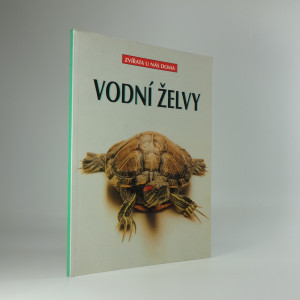 náhled knihy - Vodní želvy