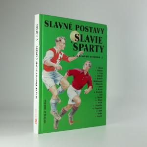 náhled knihy - Slavné postavy Slavie a Sparty