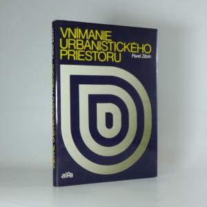 náhled knihy - Vnímanie urbanistického priestoru