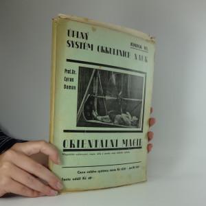 náhled knihy - Úplný systém okkultních nauk. Kniha VI. Orientální magie.