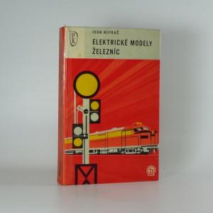 náhled knihy - Elektrické modely železníc