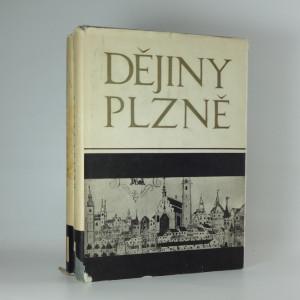 náhled knihy - Dějiny Plzně (2 svazky)