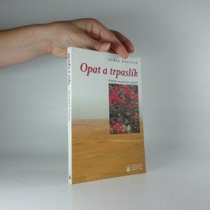 náhled knihy - Opat a trpaslík : příběhy moudrosti z pouště