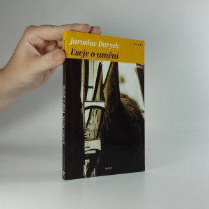 náhled knihy - Eseje o umění