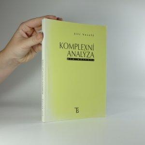 náhled knihy - Komplexní analýza pro učitele