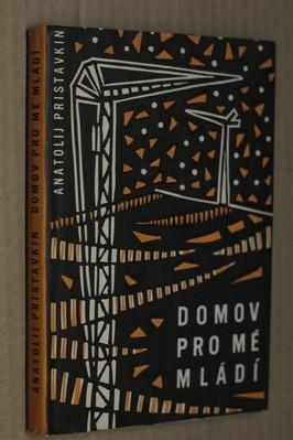 náhled knihy - Domov pro mé mládí