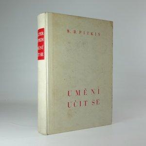 náhled knihy - Umění učit se