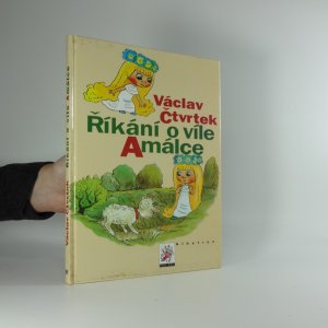 náhled knihy - Říkání o víle Amálce