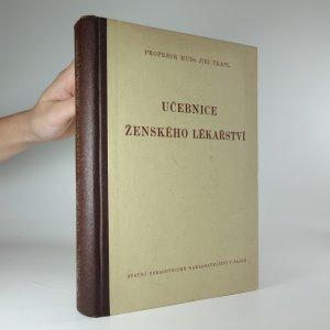 náhled knihy - Učebnice ženského lékařství