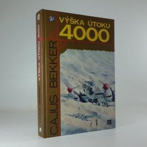 náhled knihy - Výška útoku 4000