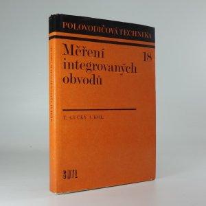 náhled knihy - Měření integrovaných obvodů
