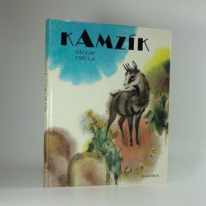náhled knihy - Kamzík