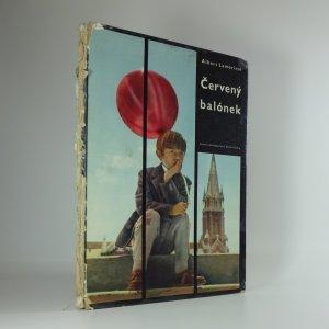 náhled knihy - Červený balónek
