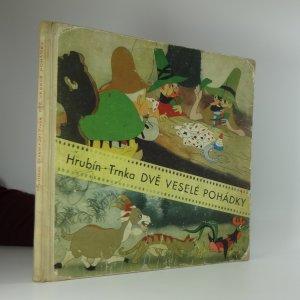 náhled knihy - Dvě veselé pohádky