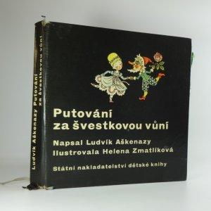náhled knihy - Putování za švestkovou vůní