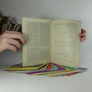 antikvární kniha Říše hvězd. Ročník 53. Čísla 1. - 12., 1972
