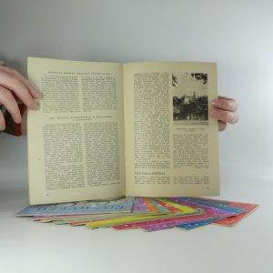 antikvární kniha Říše hvězd. Ročník 49. Čísla 1. - 12., 1968