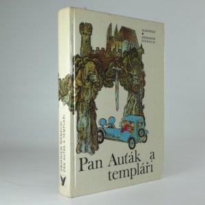 náhled knihy - Pan Auťák a templáři