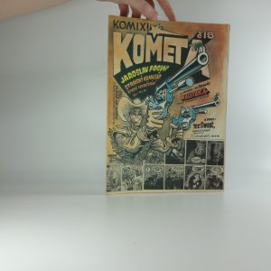 náhled knihy - Kometa, obrázkové seriály pro chlapce a děvčata č. 15