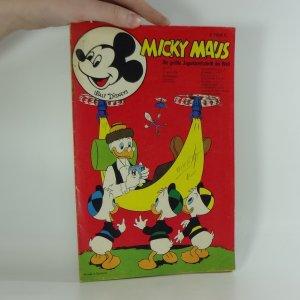 náhled knihy - Micky Maus E 7026 C